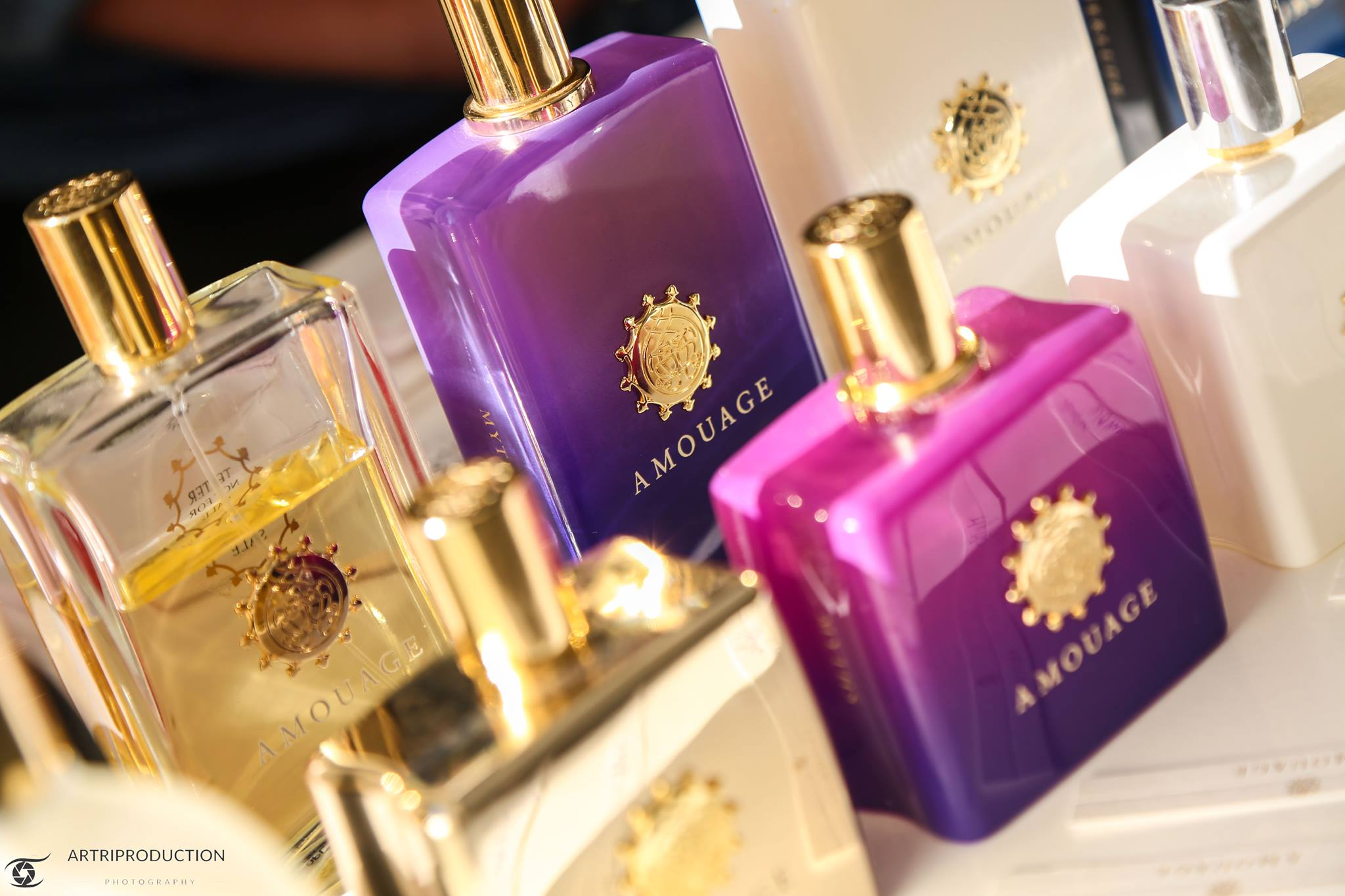 Photo of AMOUAGE : LA PARFUMERIE D'ART OMANAISE À CASABLANCA