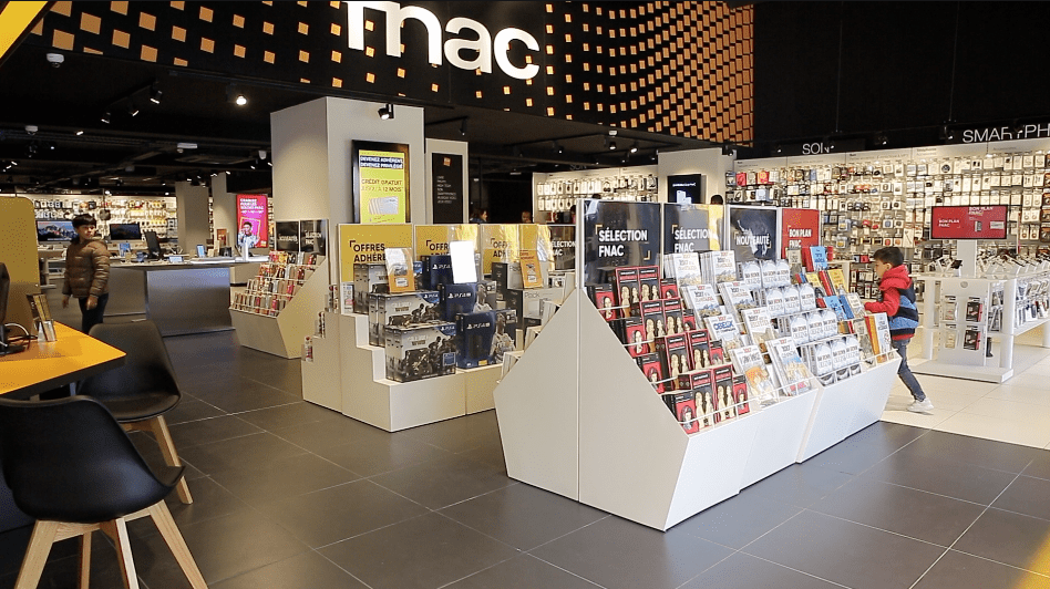 Photo of 2e FNAC A CASABLANCA : EN PLEIN CENTRE-VILLE